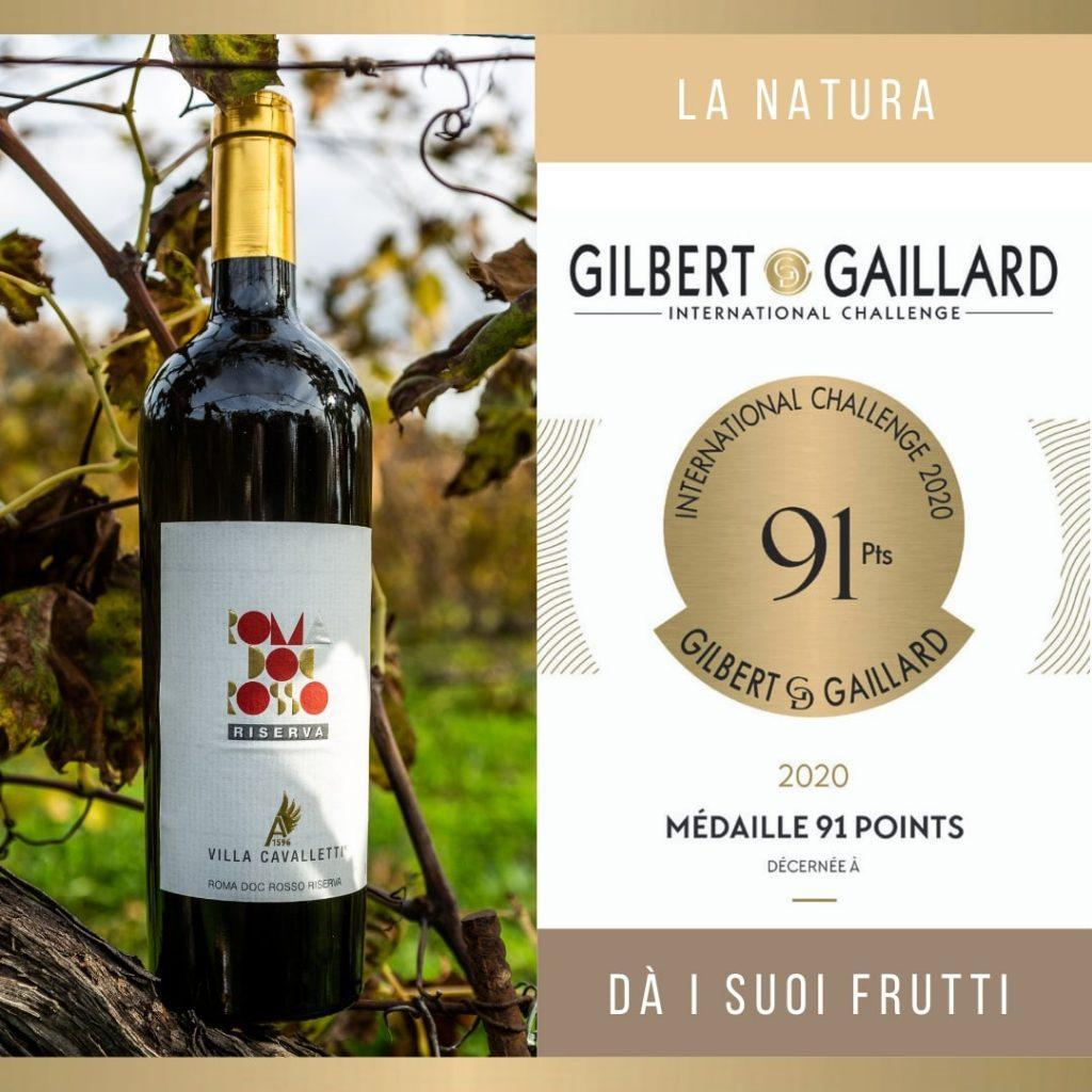 Gilbert Gaillard International Challenge 2020