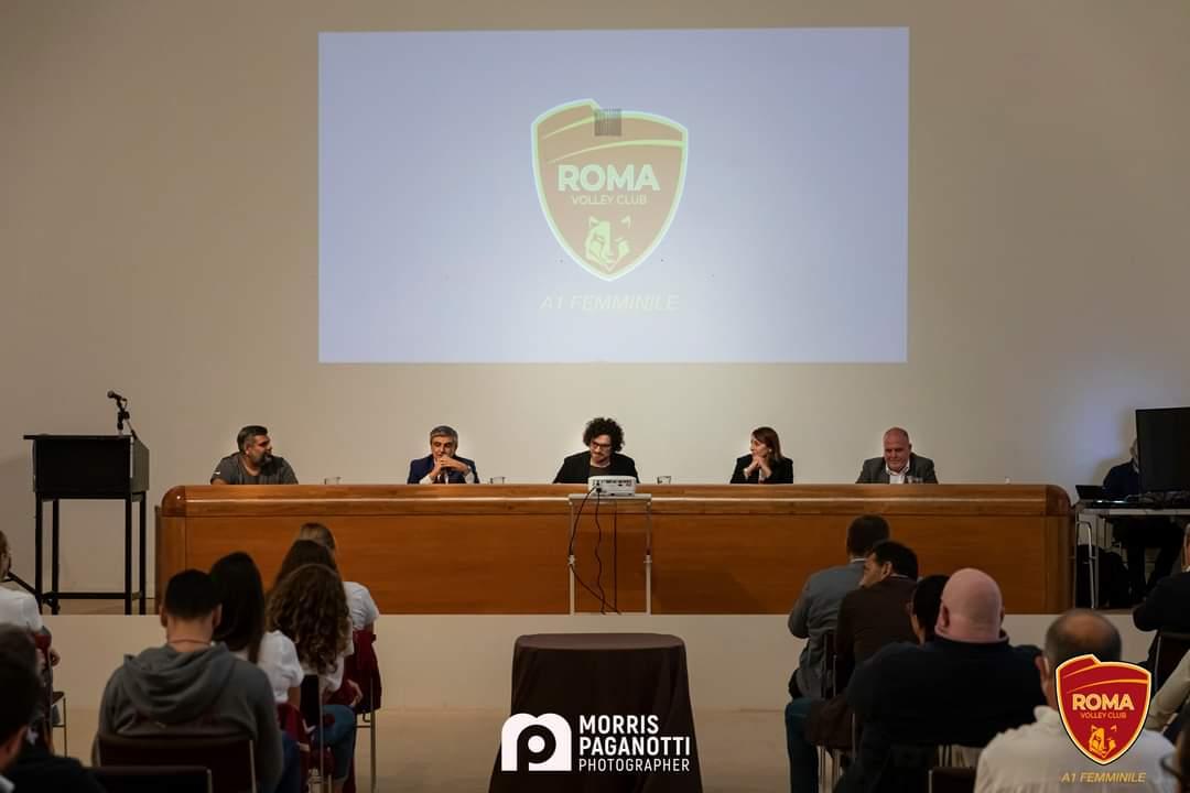 """Presentata la nuova """"Squadra di Roma"""""""